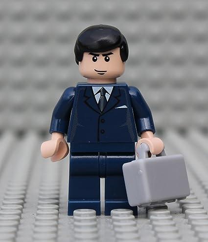 LEGO Batman 7783 Bruce Wayne Original Classic Minifigure Figure NEW Superheros