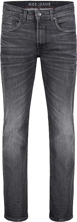 TALLA 32W / 34L. MAC Jeans Arne Pipe Vaqueros Slim para Hombre