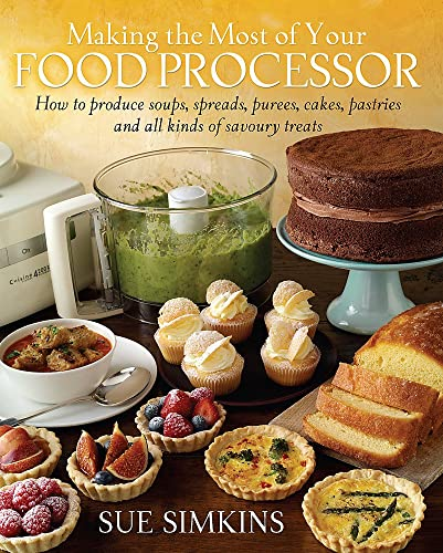 Kenwood food processor cookingrecipe book amazon kitchen home best selling lowest price making the most of your food processor forumfinder Gallery