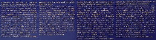 Lindt Champs Élysées Bombones de Chocolate - 469 gr: Amazon.es: Alimentación y bebidas