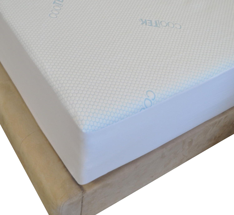 Thomasville Purify Waterproof Mattress Protector with Cool-Tek, Full SASCTV16DB