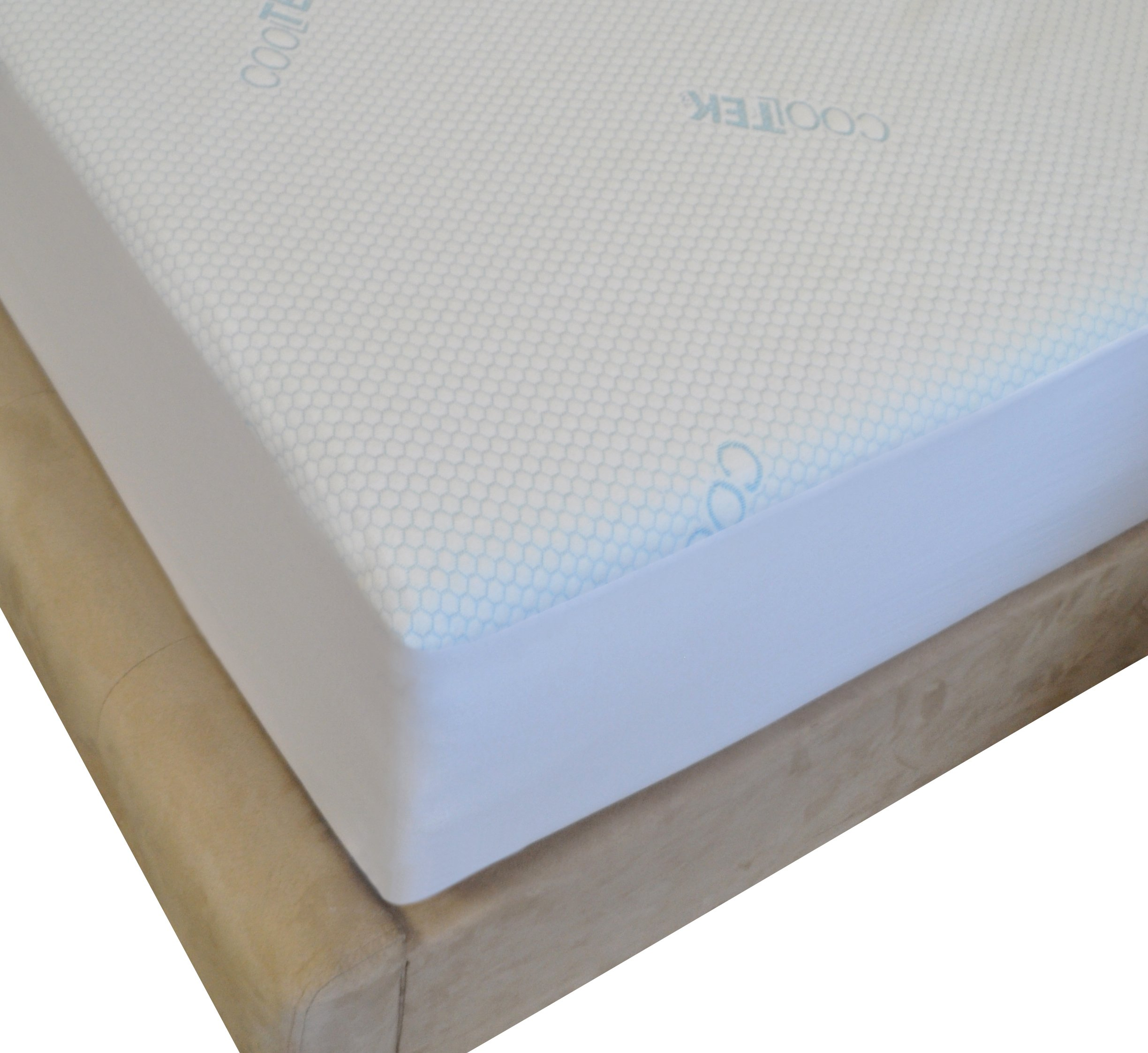 Thomasville Purify Waterproof Mattress Protector with Cool-Tek, Twin XL