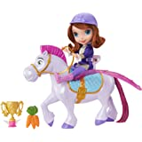 Sofia the First Flying Magic Princess Sofia and Minimus Doll