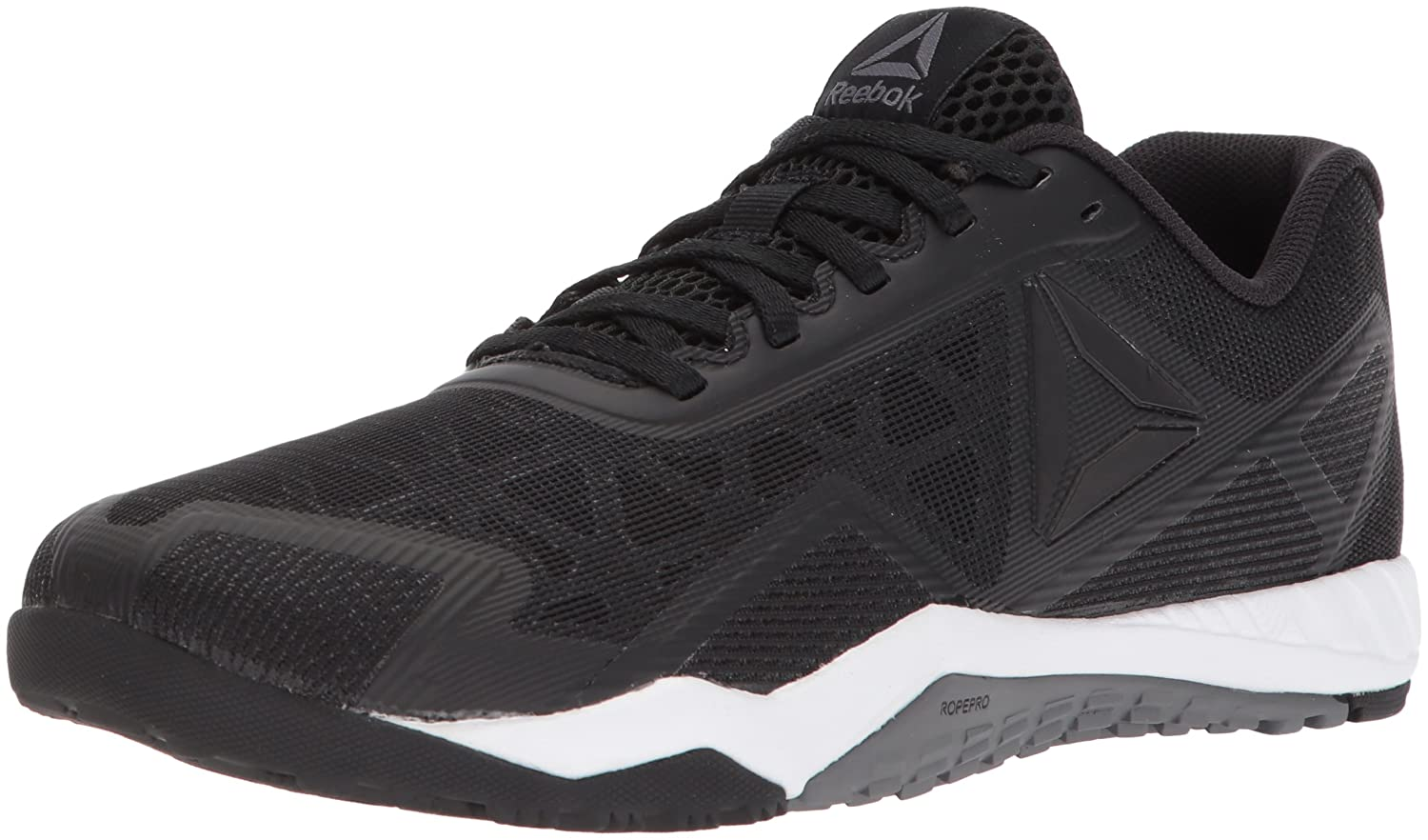 Reebok Women's ROS Workout Tr 2-0 Cross-Trainer Shoe B071J4GDNZ 10 B(M) US|Black/Alloy/White
