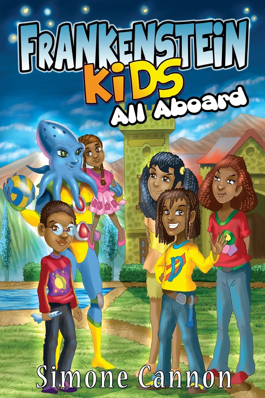 Frankenstein Kids : All Aboard