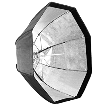 "Neewer 10087773 – 31,5""/80 cm paraguas octogonal Softbox con Bowens Montaje"
