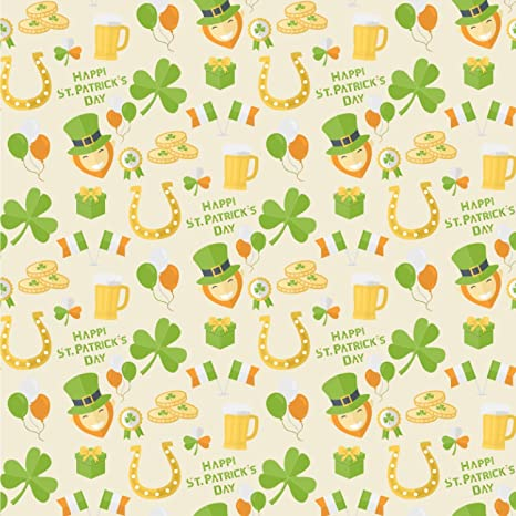 Amazon Com Rnk Shops St Patrick S Day Wallpaper Surface