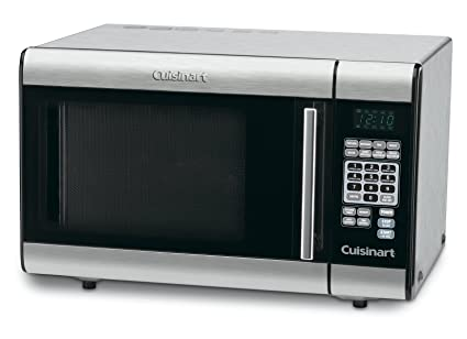 amazon com cuisinart cmw 100 1 cubic foot stainless steel microwave rh amazon com Cuisinart Coffee Maker User Manual Cuisinart Coffee Maker Service Manual