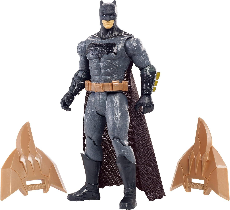 "Mattel DC Comics Justice League BATMAN 6/"" Figure"