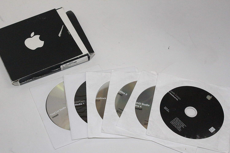 Amazon com: Final Cut Pro Studio 5 1 (7 Discs): Electronics