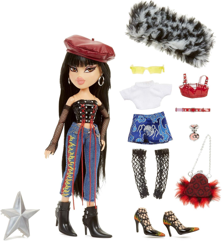 Amazon Com Bratz Collector Doll Jade Amazon Exclusive Toys Games