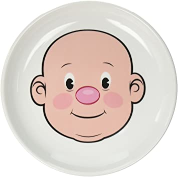 Fred and Friends CA Food Face Dinner Plate  sc 1 st  Amazon.ca & Fred and Friends CA Food Face Dinner Plate: Amazon.ca: Home u0026 Kitchen