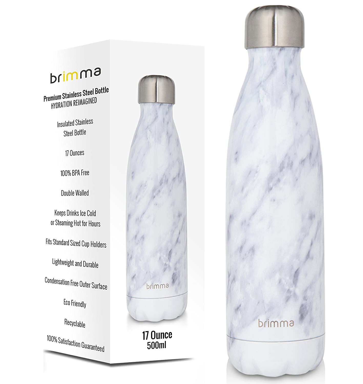 Brima vacuum insulated water bottle