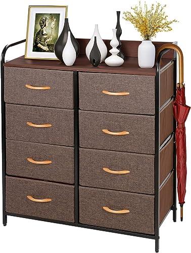 Best bedroom dresser: Fabric Drawer Dresser