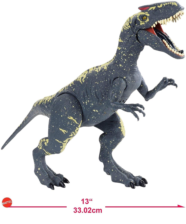 De World Fmm30 Dino Sonidos Juguetemattel Jurassic AllosaurusDinosaurio TlcK1FJ