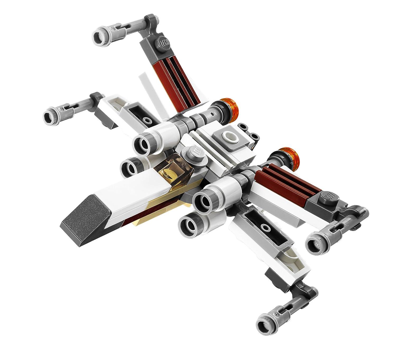 LEGO Star Wars 9677 Xwing Starfighter and Yavin 4 4654418 CM4394