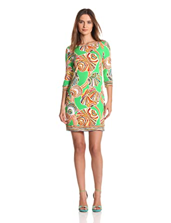 2901113cb7f0a3 Amazon.com: Trina Turk Women's Indio Dress: Clothing