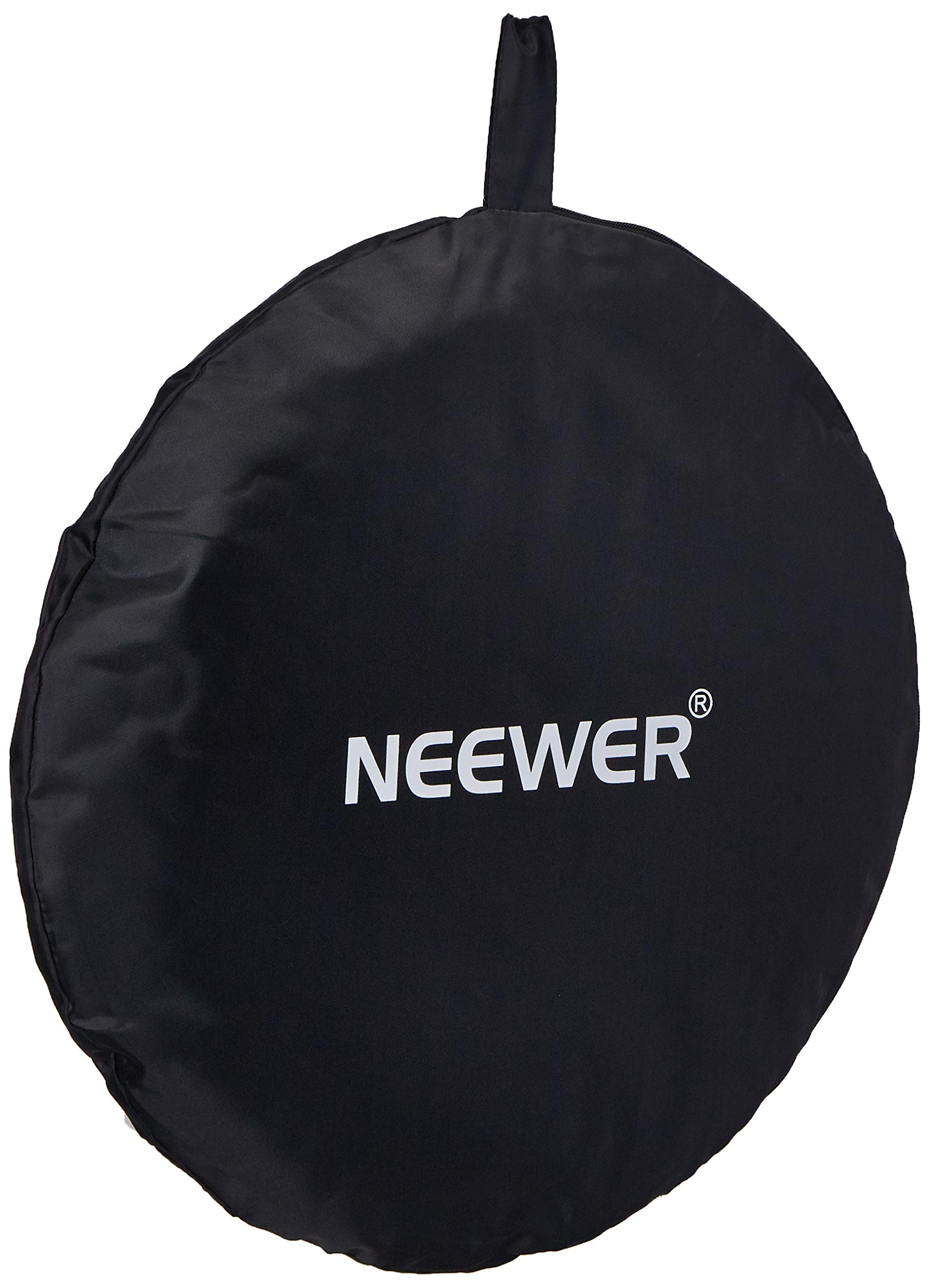 Neewer 5 in 1 Portable Multi 40''x 60''/100 x 150CM Camera Lighting Reflector/Diffuser Kit with Carrying Case for Photpgraphy by Neewer (Image #3)