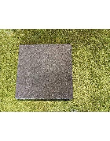 Jardin202 - Loseta de Caucho 500 x 500 x 40mm