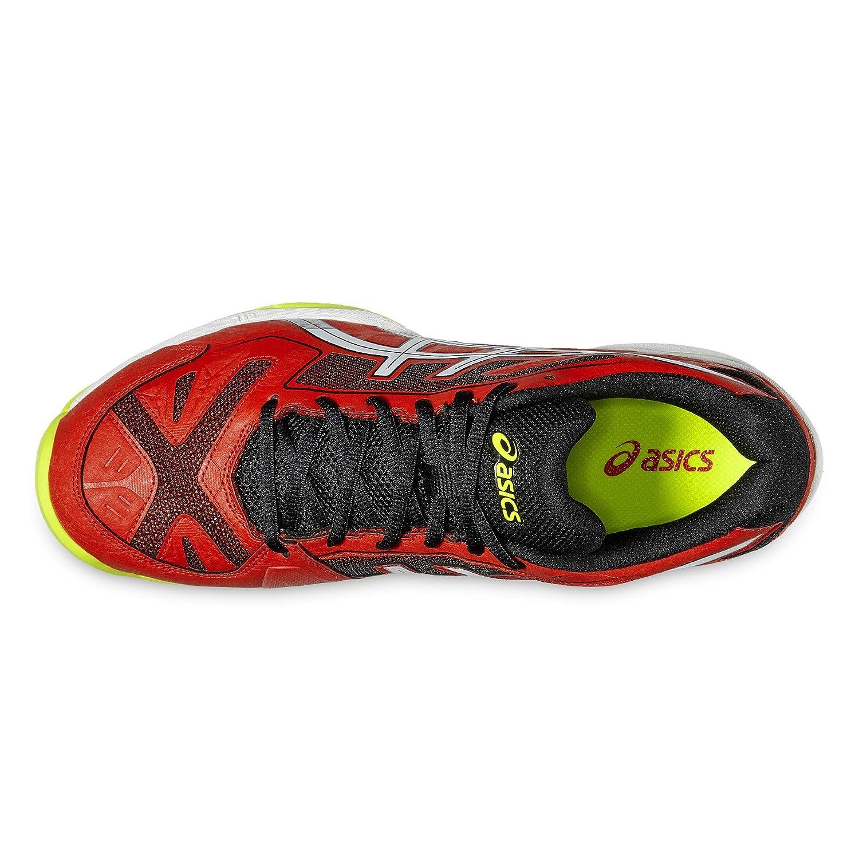 ASICS - Gel Padel Professional 2 SG, Color Rojo, Talla UK-6: Amazon.es: Deportes y aire libre