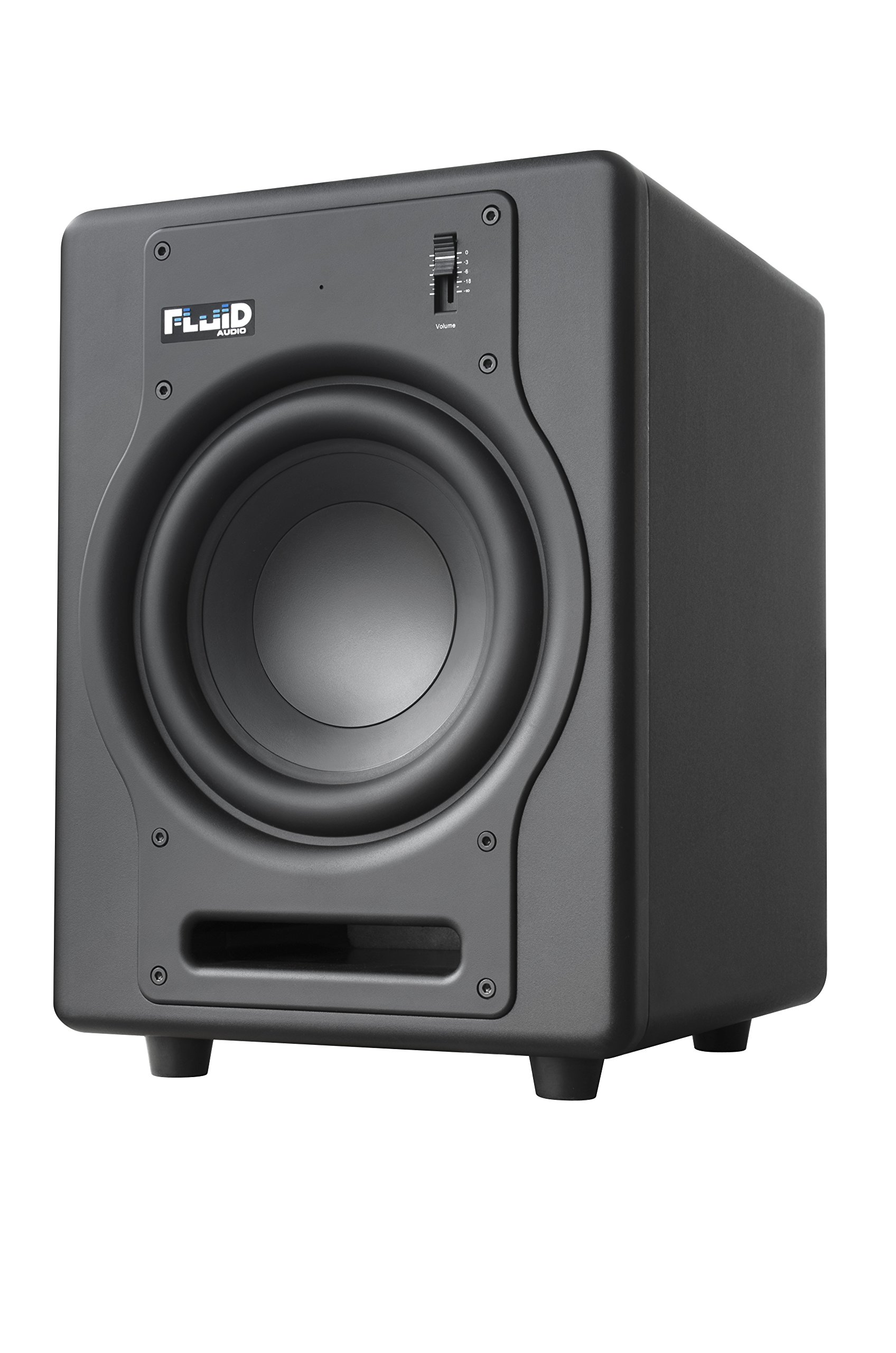 Fluid Audio F8S - 8'' Active Subwoofer, Black