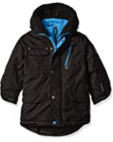 Big Chill Boys' Expedition Jacket with Vestee