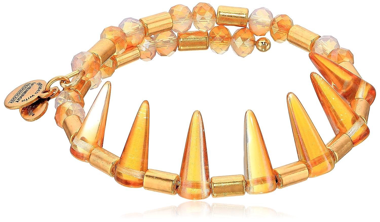 Alex Ani Depths Golden Bracelet Image 3