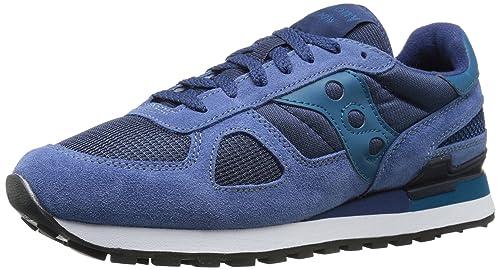 Saucony Zapatos Zapatillas de Deporte Hombres Shadow Original BLU: Amazon.es: Zapatos y complementos