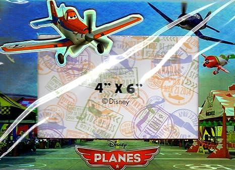 Disney Aviones - magnético marco de fotos (4 x 6 in) recién nacido ...