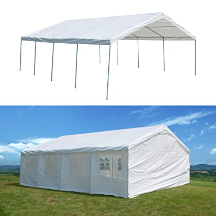 Image Unavailable  sc 1 st  Amazon.com & Amazon.com: GOJOOASIS 20 x 26 ft Commercial Wedding Party Frame Tent ...