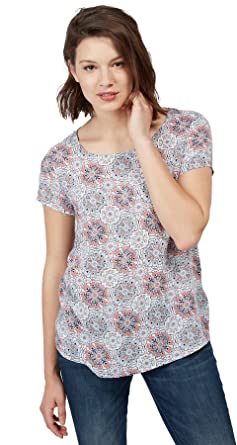 new cheap great prices first look TOM TAILOR Damen Sommer Bluse Hersteller Gr.46: Amazon.de ...