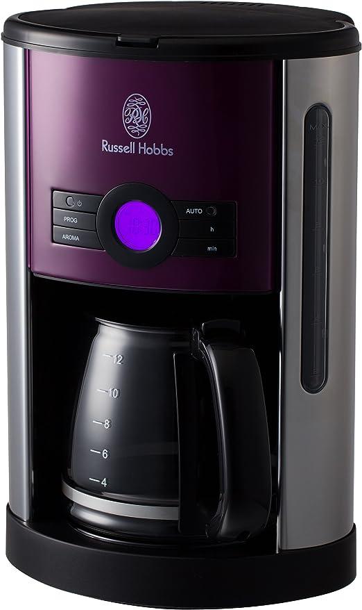 Russell Hobbs 18499 Cafetera de goteo con filtro extraíble ...
