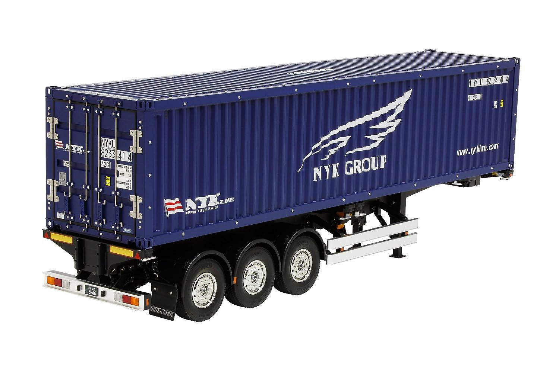 タミヤ 1/14 電動RCビッグトラックシリーズ No.43 トレーラーヘッド グランドハウラー フルオペレーションセット (4チャンネルプロポ、バッテリー、充電器付き) ラジコン 56343 B00T2DKKW4 No.43 トレーラーヘッド グランドハウラー