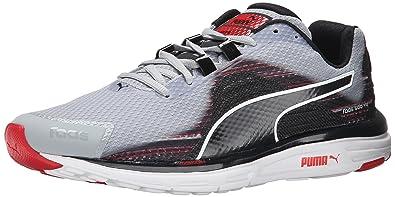 site réputé cca5a a389b Amazon.com | PUMA Men's Faas 500 V4 Running Shoe, Quarry ...