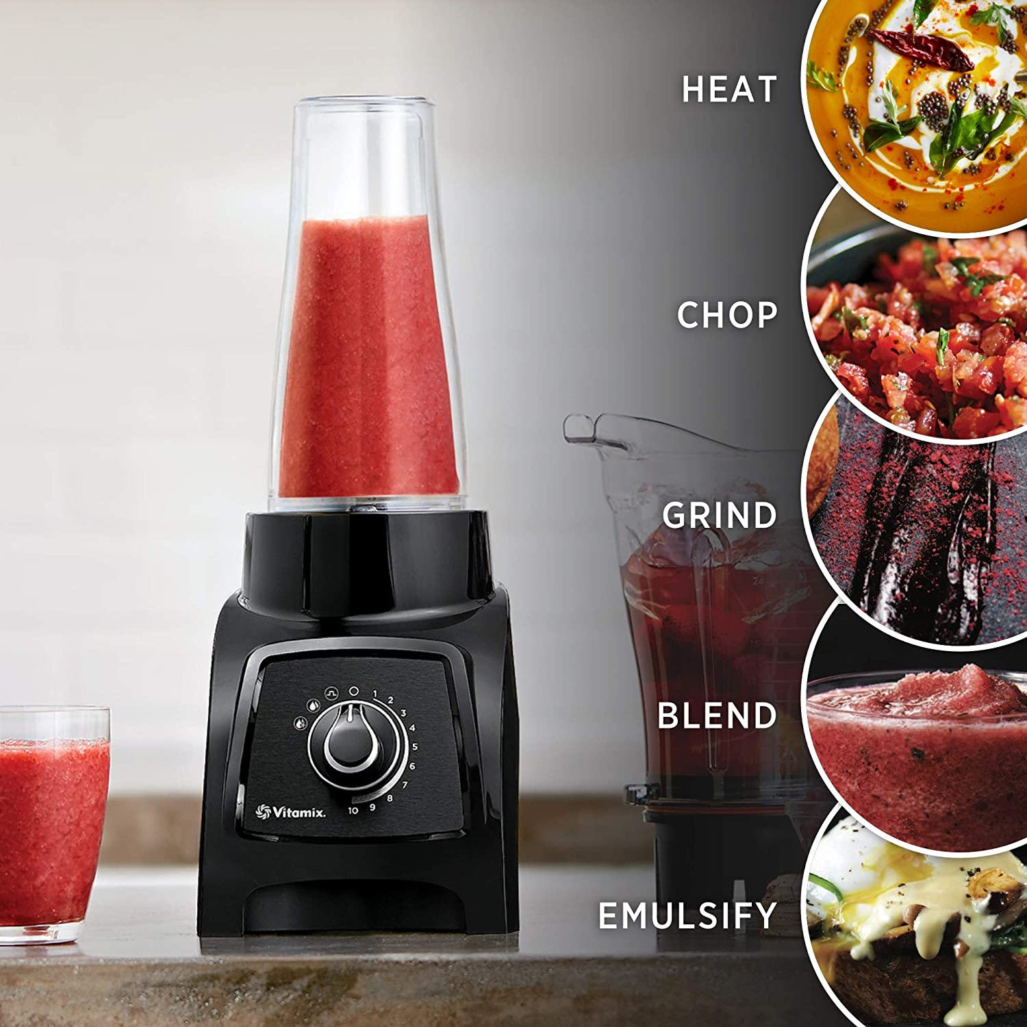 Vitamix s30 vs s50 Blenders