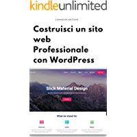 Costruisci un sito web professionale con wordpress