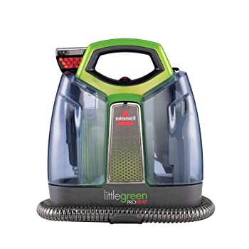 Bissell Little Green ProHeat 2513G Upholstery Steam Cleaner
