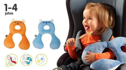 Travel Friends Nackenst/ütze 1-4 Jahre L/öwe Rotho Babydesign 50001 0077