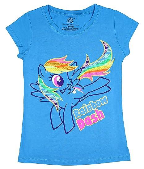 My Little Pony Rainbow Dash Shirt For Girls Large