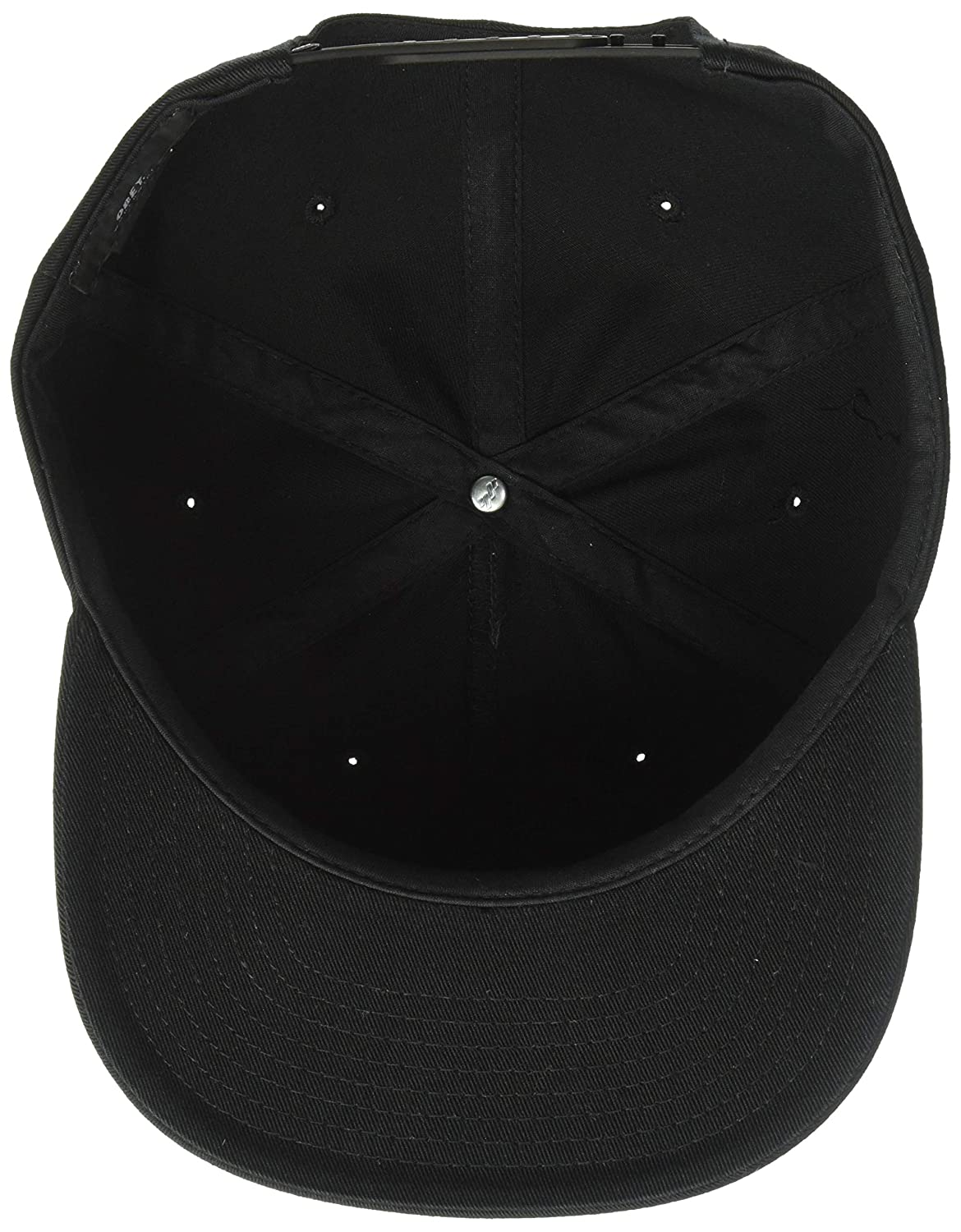 Obey Sleeper Snapback Cappello UOMO Nero 22119A033BLK: Amazon.es ...