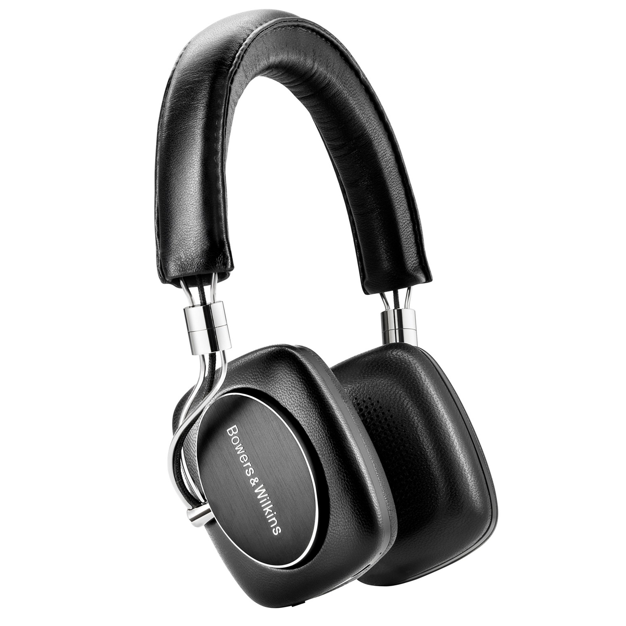 P5 Wireless Bluetooth Headphones by Bowers & Wilkins, Portable HiFi, Black by Bowers & Wilkins