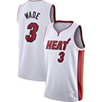 Basketball Wade Miami Heat Swingman Jersey with Shorts White