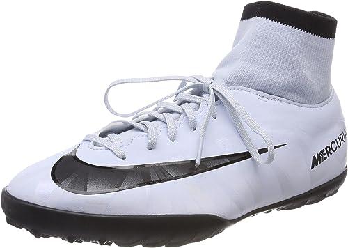 Nike Mercurial X Victory VI Cr7 DF TF Jr, Baskets Mixte Enfant
