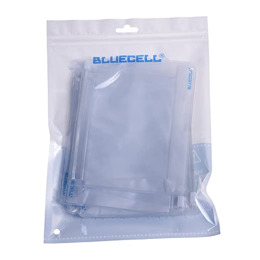Amazon.com: Bcp 10 pcs bolsa de PVC Organizador Cosméticos ...