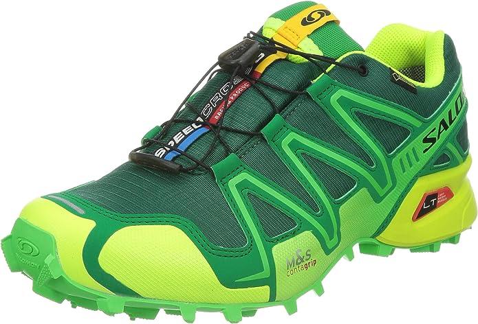Salomon Speedcross - Zapatillas para Hombre, Color, Talla 47 EU (13 UK): Amazon.es: Zapatos y complementos