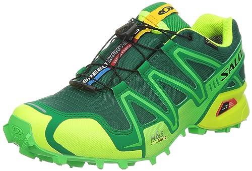 b23b29967ea2 Salomon Women s Speedcross 3 GTX Trail Running Shoes  Amazon.co.uk ...
