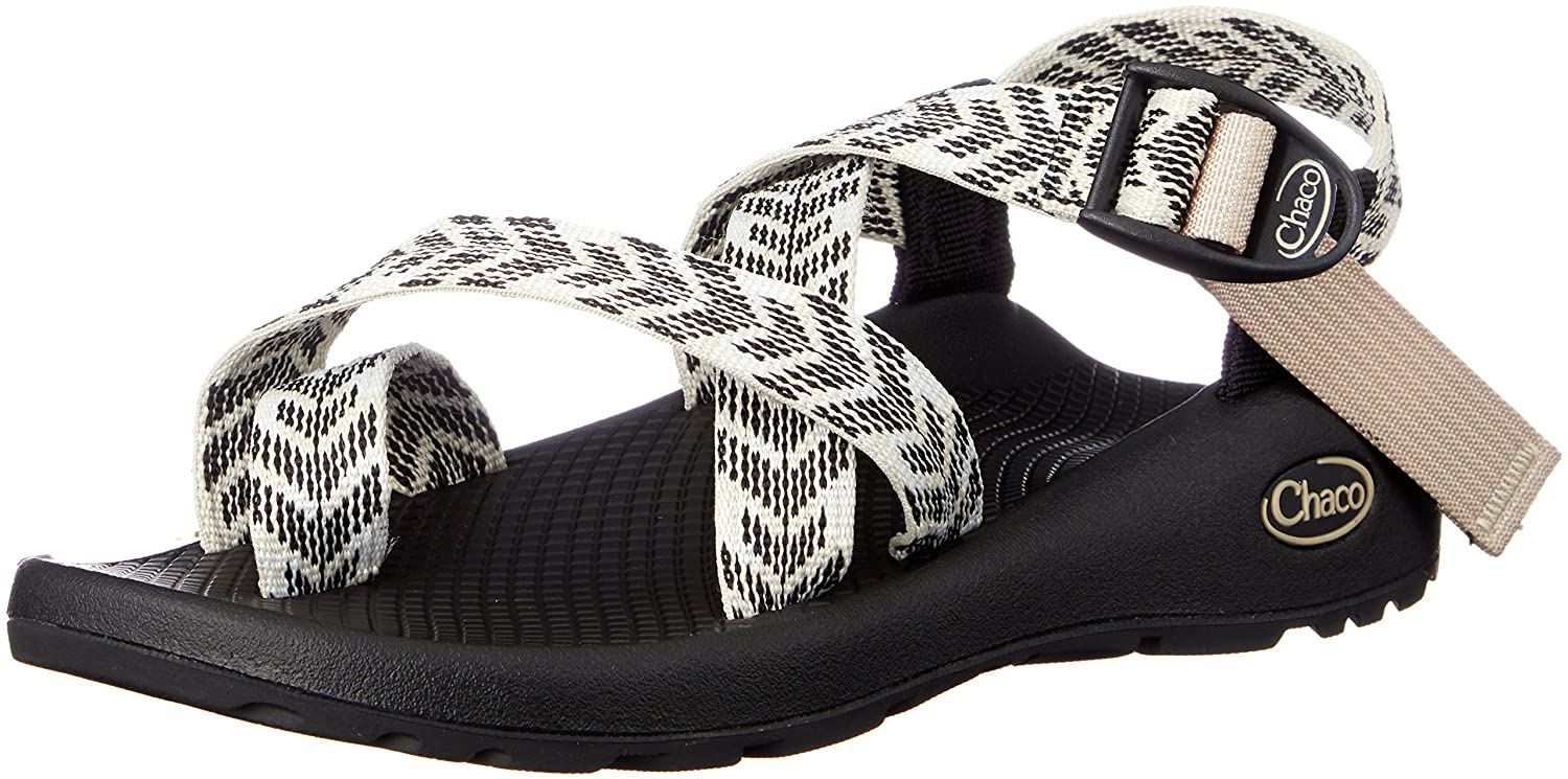 Trine Black And White Chaco Women's Z2 Classic Athletic Sandal
