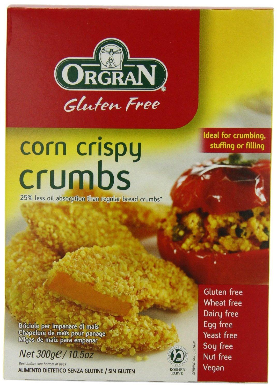 Amazon.com : Orgran - Good For You - Corn Crispy Crumbs ...