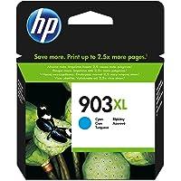 HP T6M03AE (903XL) Cyan Yüksek Kapasiteli Mürekkep Kartuş 825 Sayfa