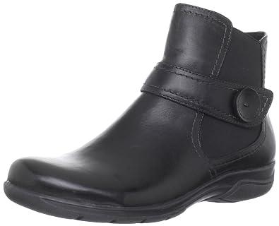 CLARKS Women's Chris Ava Boot,Black,5 ...